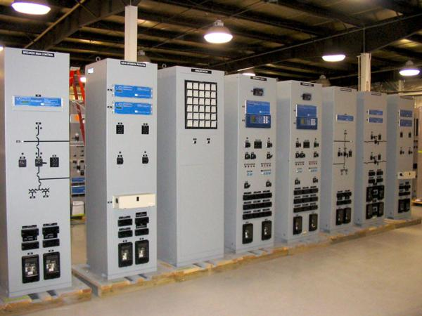 Electrical Power Products - Products - Panels - Dual Switchboards