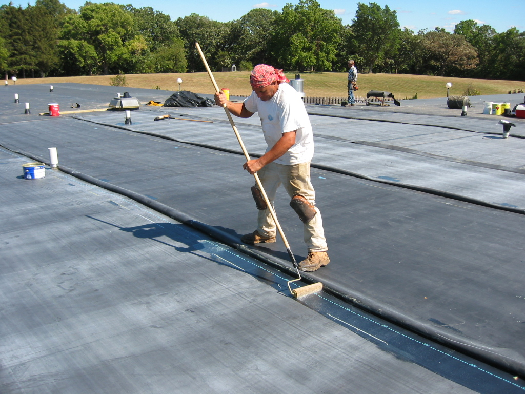 Epdm Rol What Is Epdm Epdm Roofing Association
