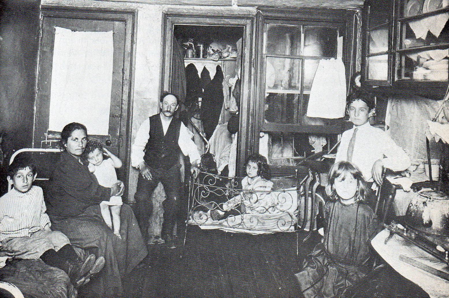 Italian Immigrants In New York City Ephemeral New York