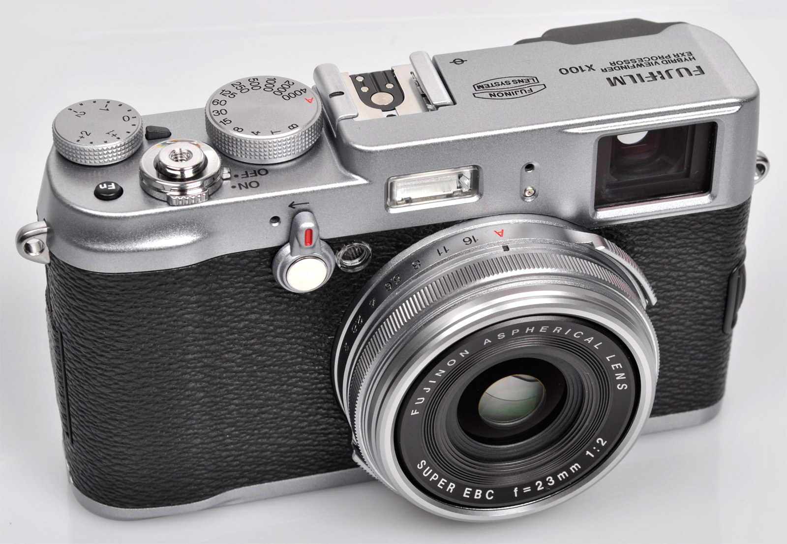 Fuji Fuji Fujifilm Finepix X100 Digital Camera Review Ephotozine