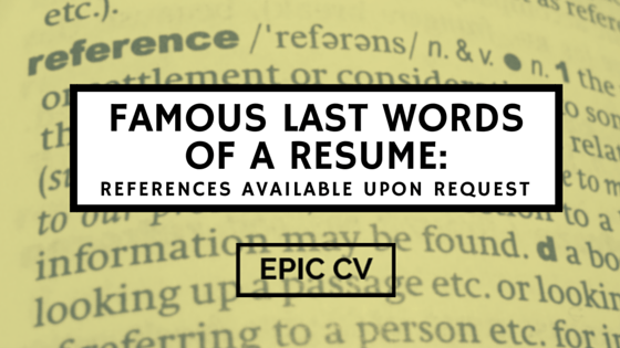 Resume Writing References Available Upon Request Professional Service 1 Company Famous