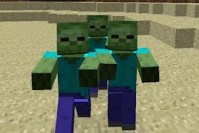 Zombies and zombie pig man - minecraft blog