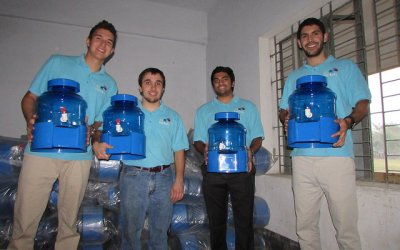 33 Buckets travels to Bangladesh