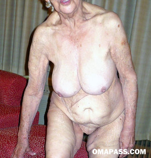 80 year old nude women