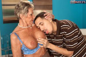 60 year old granny milf