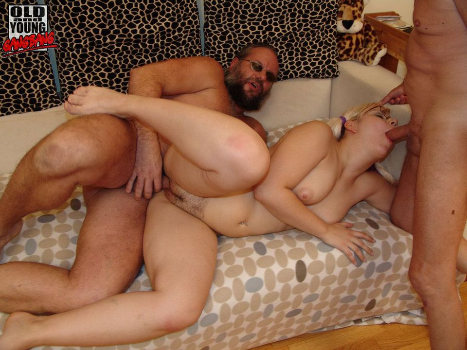 Hot blonde fucked by old man xxx nude pictures