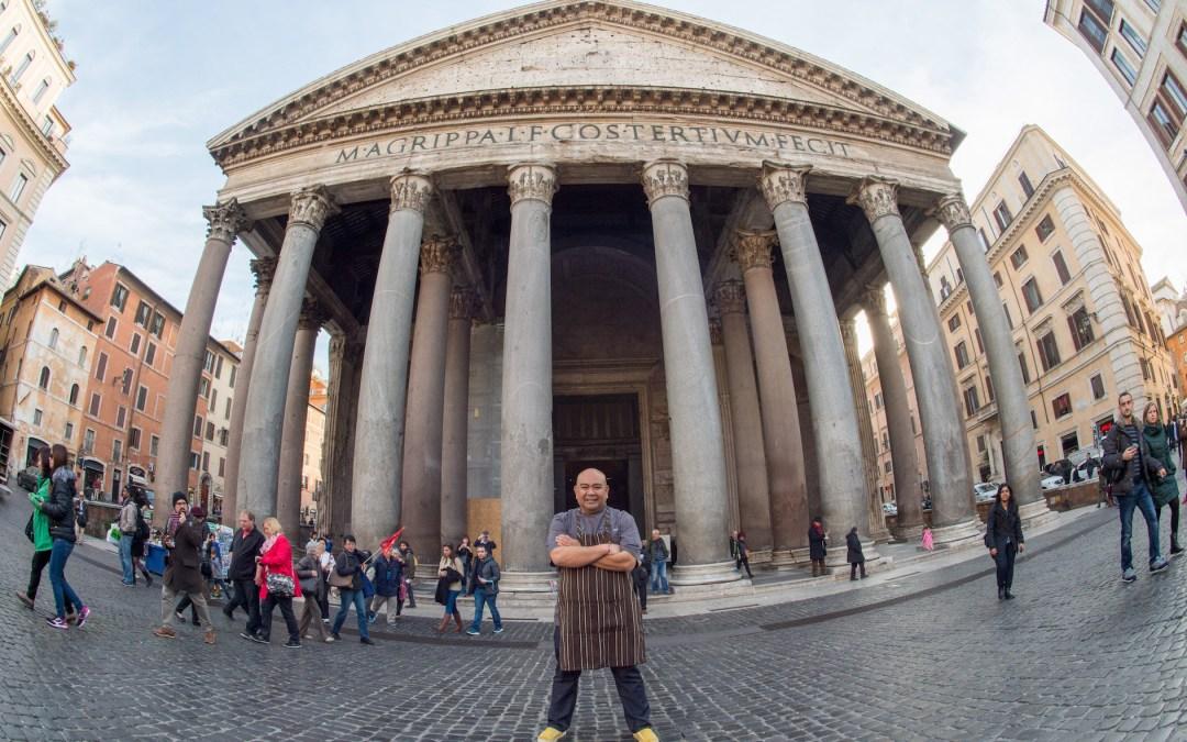 Basta Pizza e Pasta: Rome's Best Non-Italian Restaurants