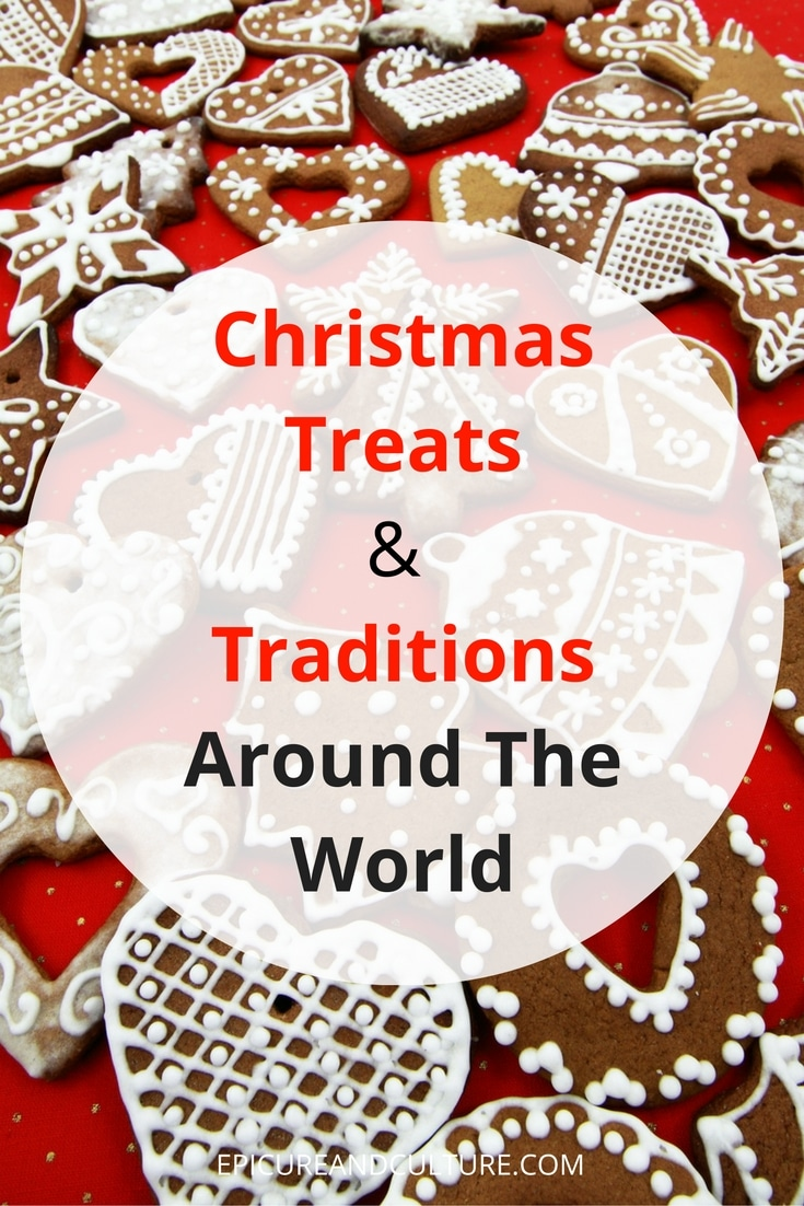 Lingonberry Jam Holiday Treats & Christmas Traditions Around The World