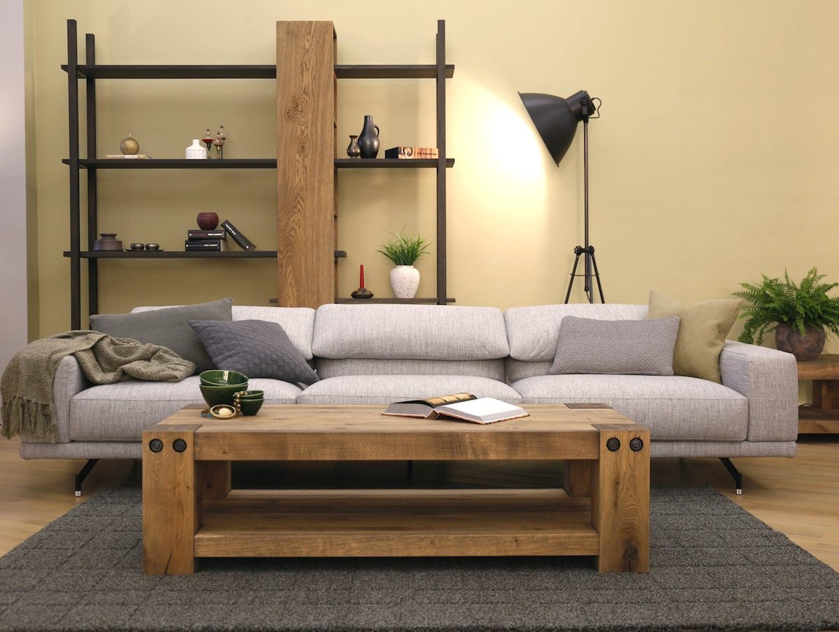 Nordic Oak Couchtisch Nordic Coffee Table Έπιπλα Έπιπλο Καλαμάτα