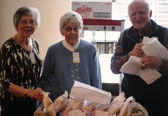 Volunteers Help Your Community Seniors in St Paul