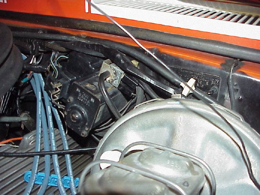 83 Mustang Engine Wiring Harness Washer Reservior Hose To Pump Team Camaro Tech