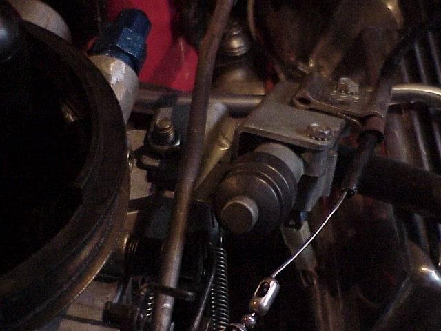 Turbo 400 kickdown issues - Team Camaro Tech