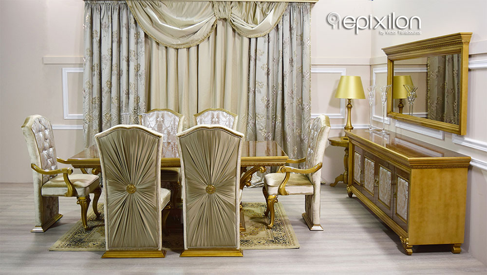 SaveEnlarge · Versace Dining Set ...