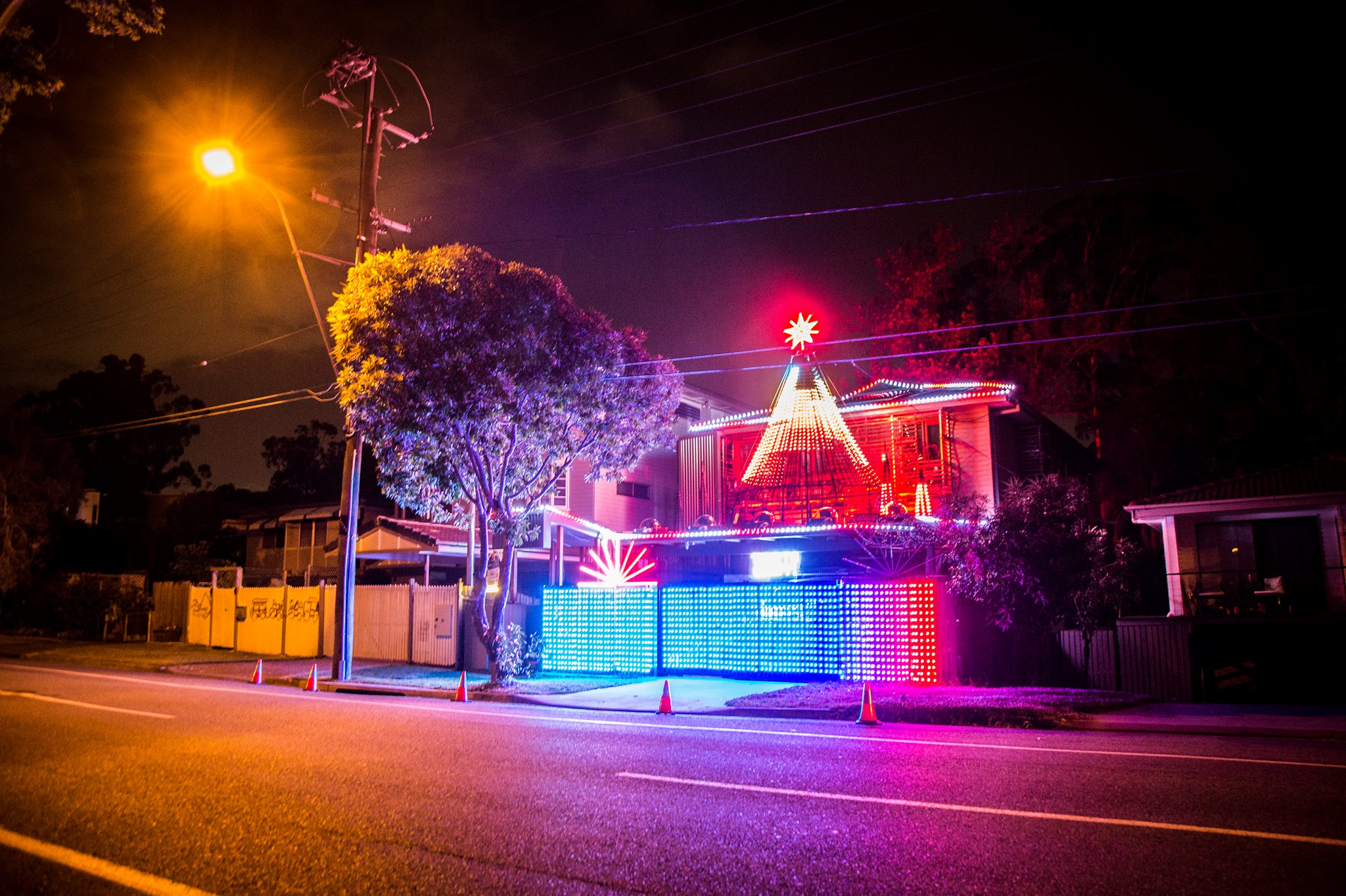 Brisbane Lighting Which Suburbs Are Home To Brisbane S Best Christmas Lights
