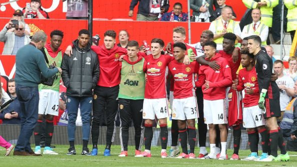 Last chance for Manchester United in Champions League bid