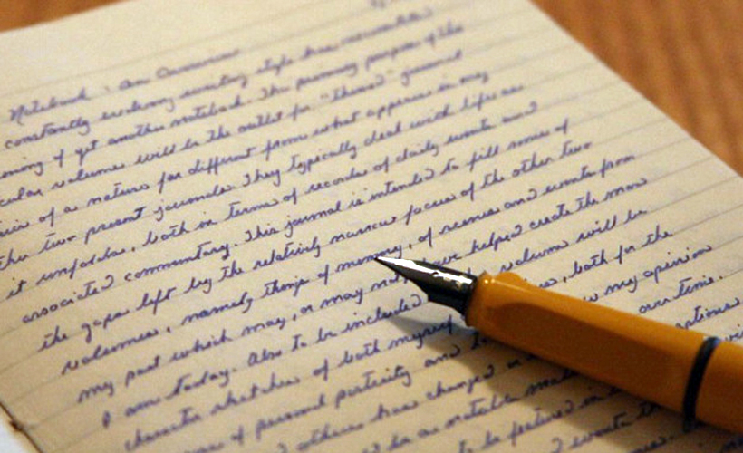 Writing letters must not be a dying art New York Amsterdam News