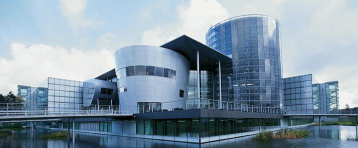 Pictures of Volkswagen Headquarters - kidskunstinfo