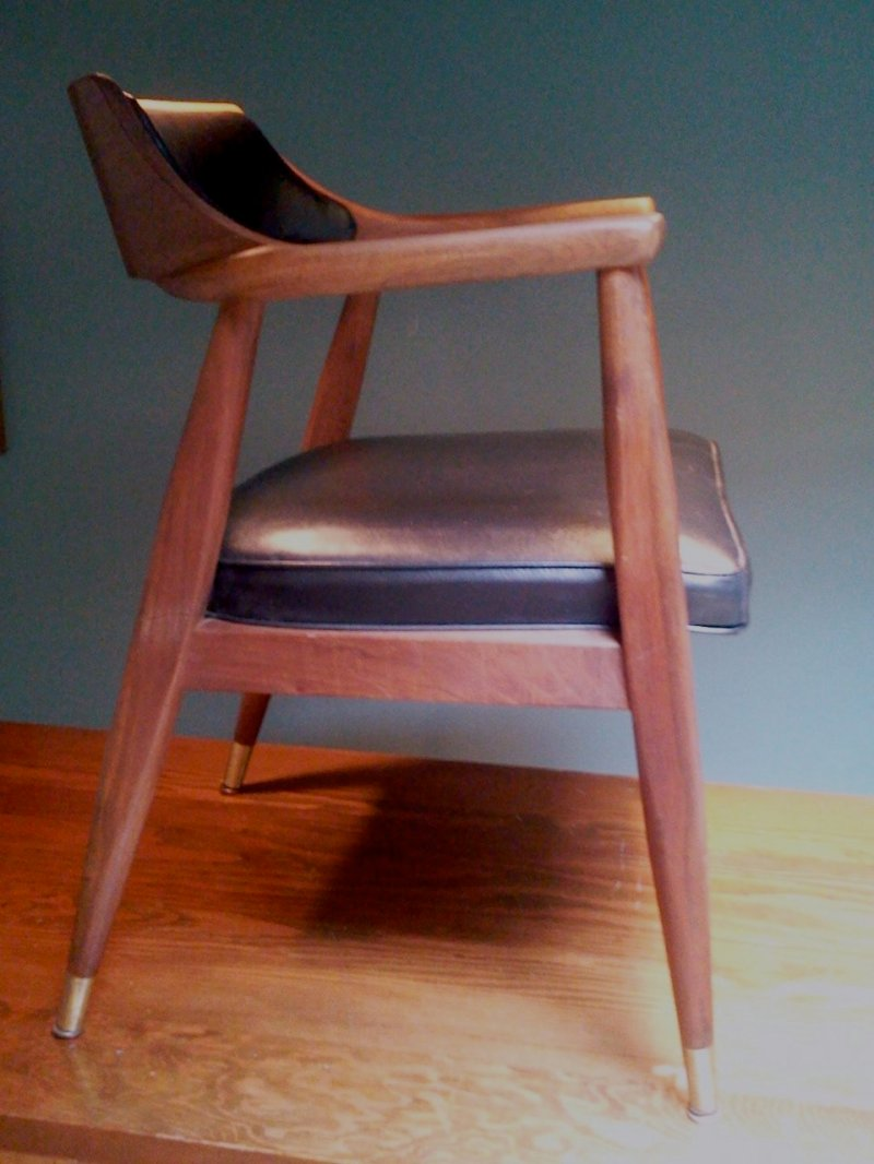 Large Of Mid Century Modern Chair