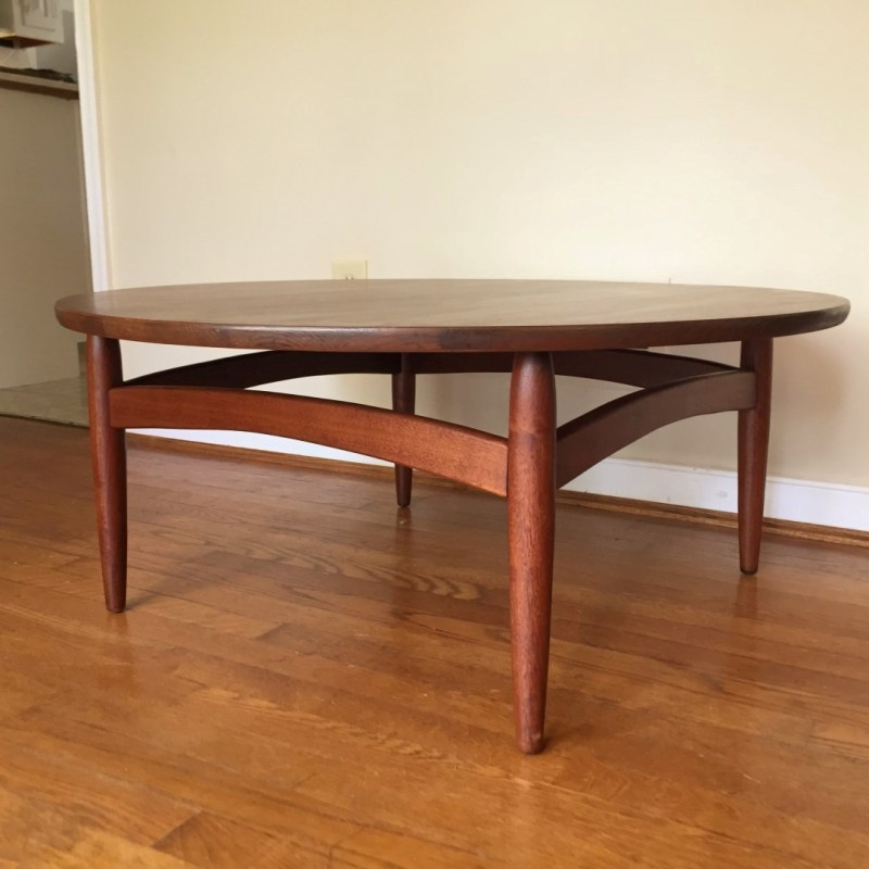 Large Of Mid Century Coffee Table