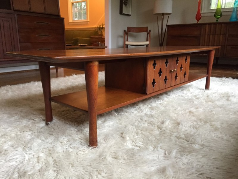 Large Of Vintage Coffee Table
