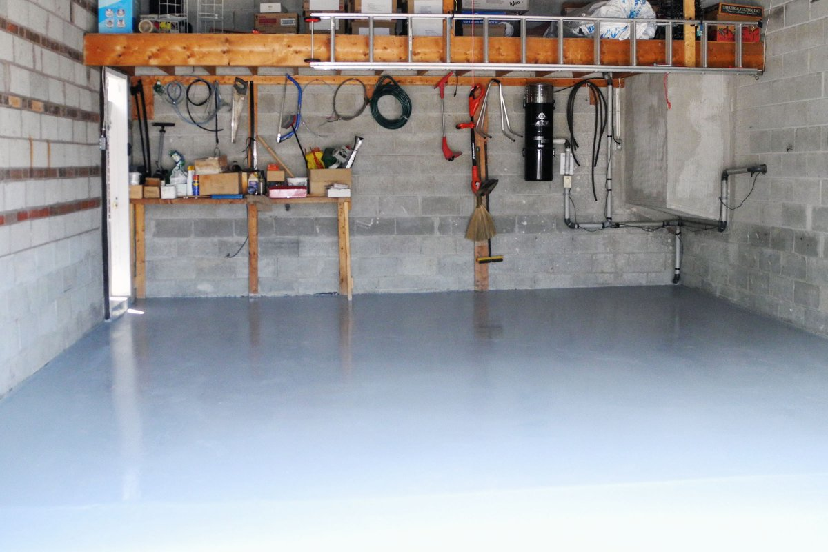 Epoxy Garage Floor Toronto Epoxygarage Ca Polished Concrete Floor