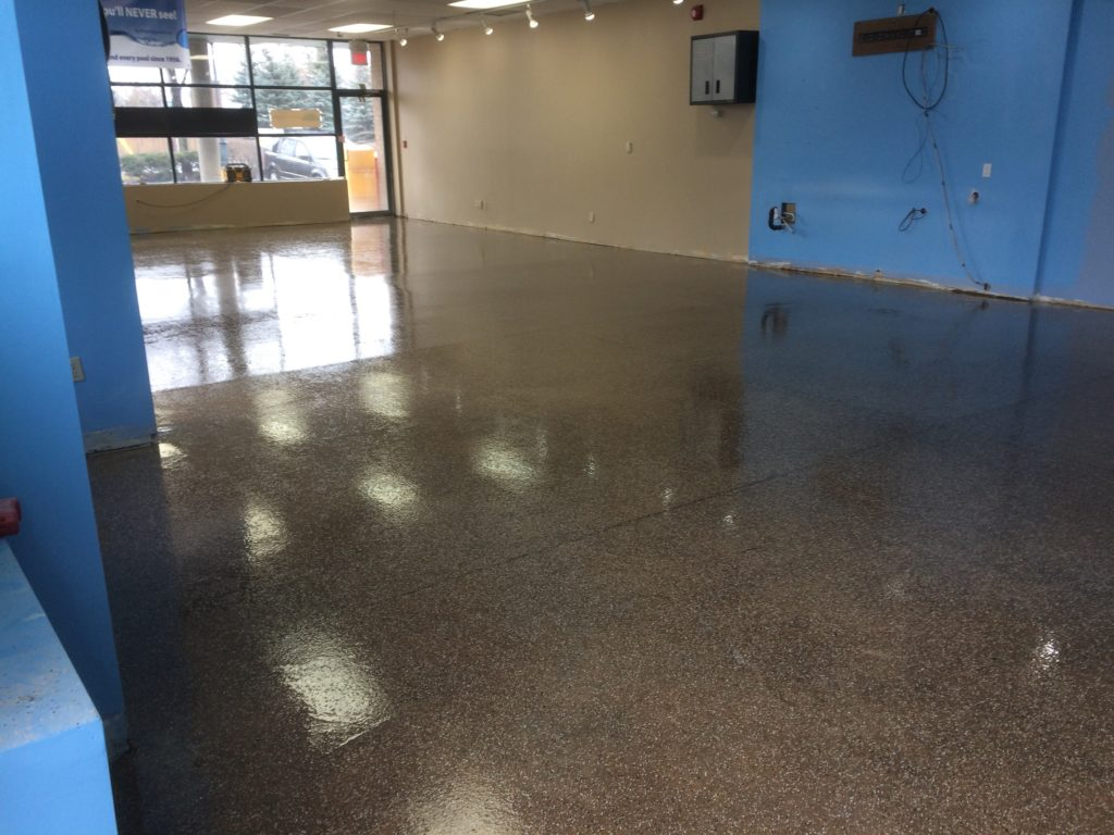 Epoxy Garage Floor Toronto Epoxyguys Reliable Epoxy Floor Installations