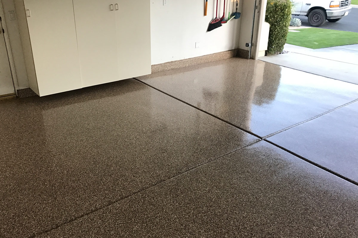 Garage Floor Paint Chips Vinyl Chip Garage Floor Coatings Epoxy It Socal