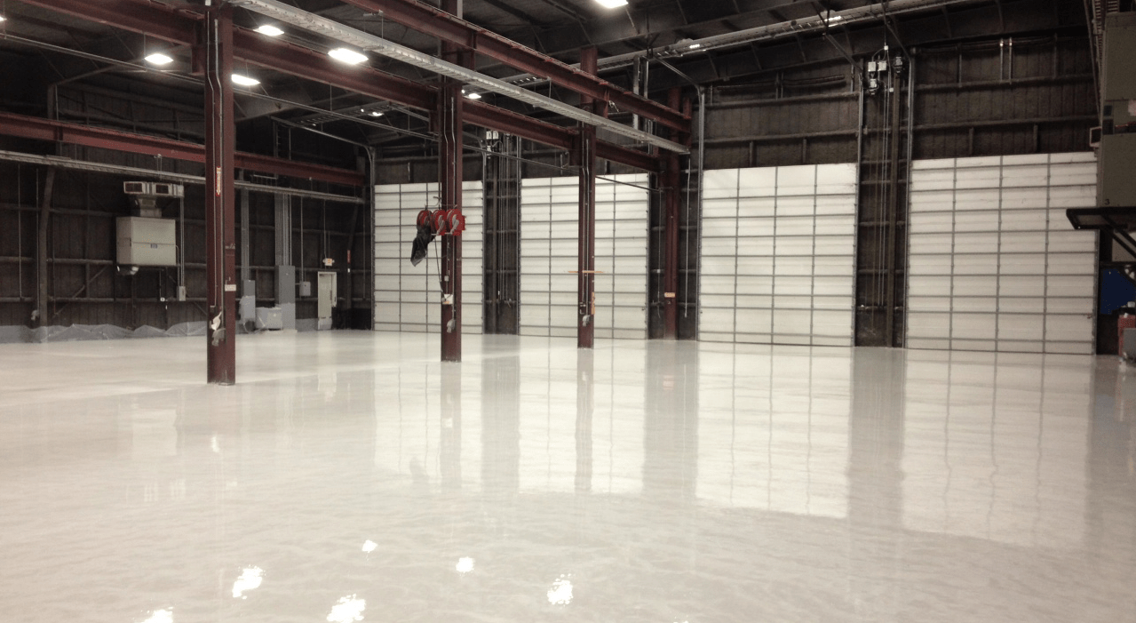 Epoxy Garage Floor Toronto 100 Solids Epoxy Clear Colored Floor Coating