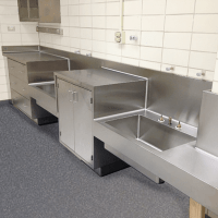 Stainless Steel Countertops  Stainless Countertops ...