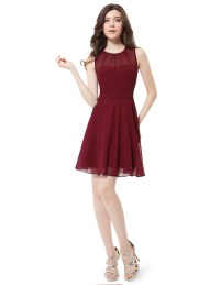 Ever Pretty Bridesmaid Dress Mini Casual Party Dresses ...