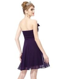 Short Purple Bridesmaid Dresses Ebay - Wedding Dresses Asian