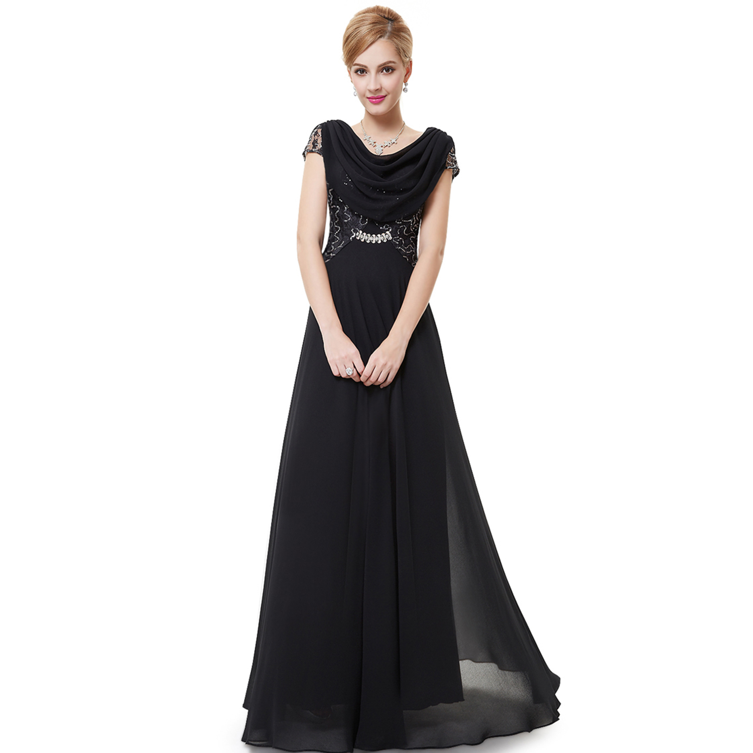 Long Cocktail Women Long Formal Evening Party Dress Cocktail Prom Dress