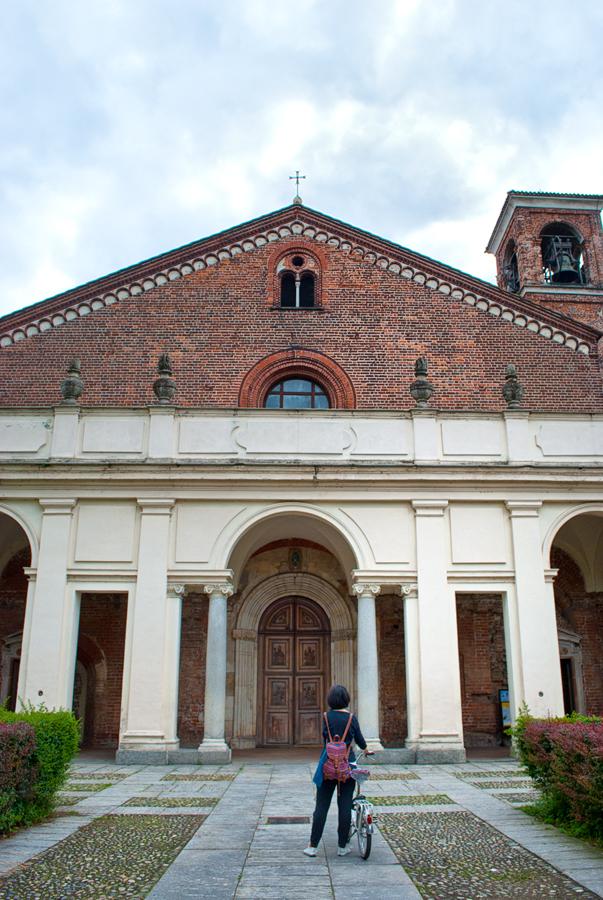 Gita fuori porta da milano l 39 abbazia di chiaravalle - Brunch fuori porta milano ...