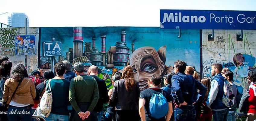 La street art di Milano Isola: l'arte è ovunque