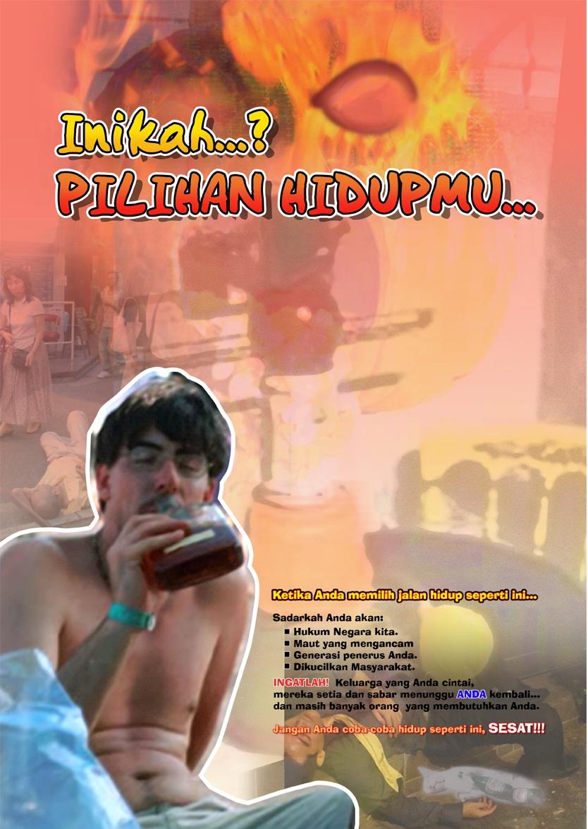 Contoh Skripsi Tentang Narkotika Kumpulan Judul Contoh Skripsi Syariah << Contoh Skripsi 2015 Poster Light On Bebas Narkoba Memperingati Hari Anti Madat Sedunia