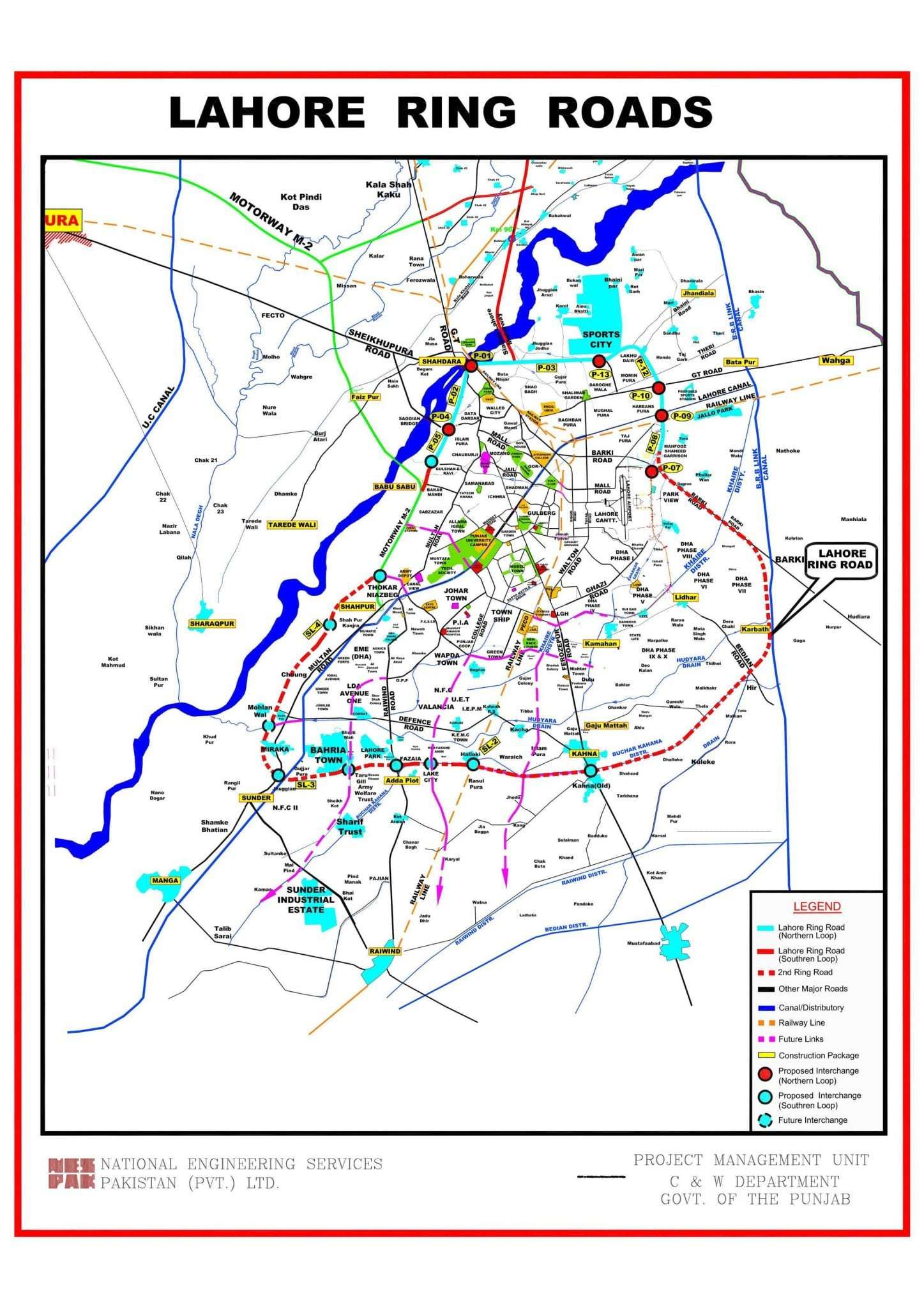 Lahore Ring Road – eProperty®