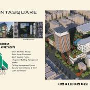 DHA PentaSquare Phase 5 Lahore Booking