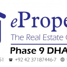DHA Lahore Phase 9 Plots & Houses for Sale