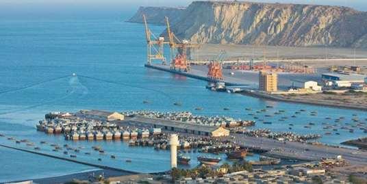 Chinese Delegation Reviews Gwadar Port Expressway, Free Zone