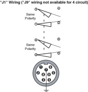 Click to enlarge - 802T-9-Pin Mini_Wiring