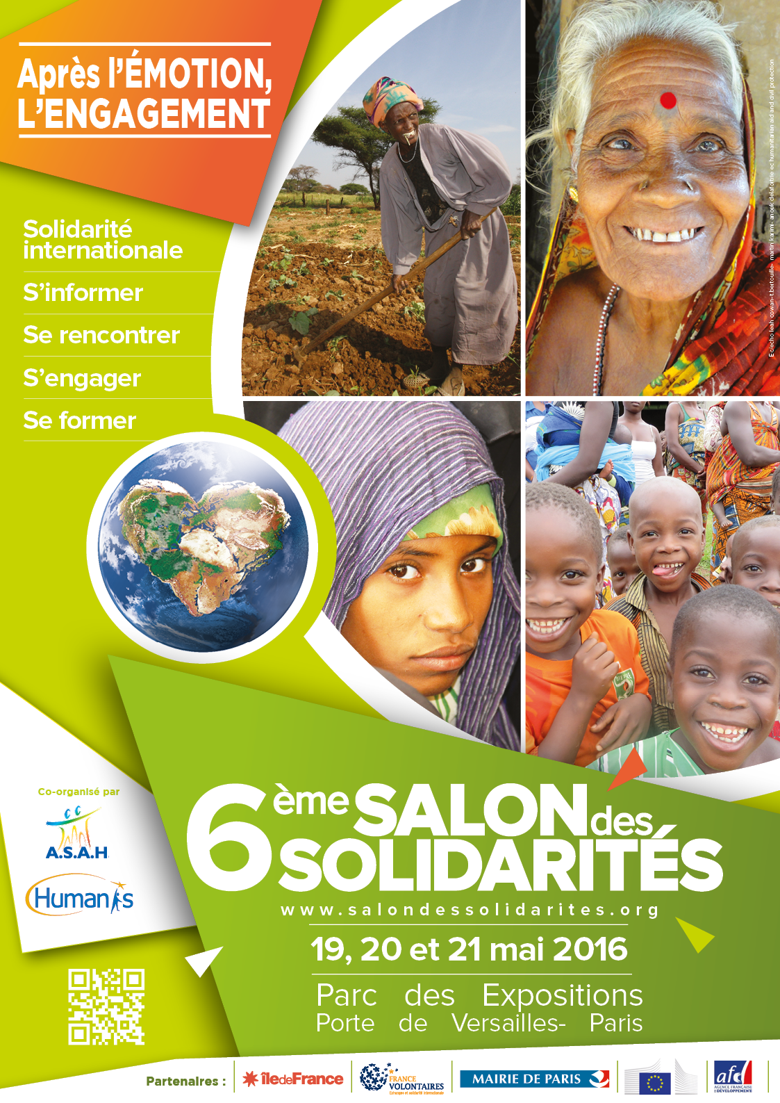 Epvn Au Salon Des Solidarités 2016 à Paris Porte De - Salon Paris Septembre 2016