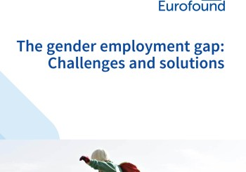 The gender employment gap: Challenges and solutions