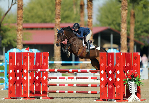 Neil Jones Equestrian Usa Jumps Into 2018 Eqsol