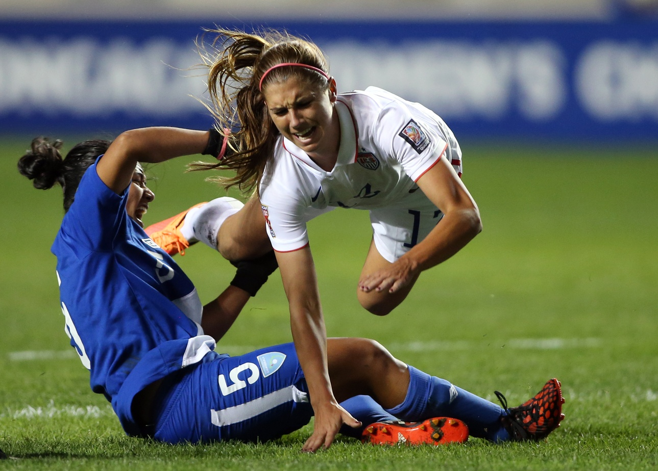 Alex Morgan Quotes Wallpaper Morgan Re Injures Left Ankle In Uswnt S World Cup