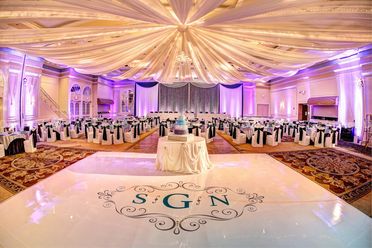 2017 Wedding Trend Floor Design Equally Wed Lgbtq