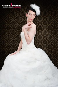 Men wearing wedding gowns: the next trend in gay weddings?