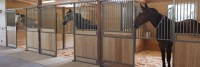 Stall Door Types: Pros and Cons | Equestrian Barns ...