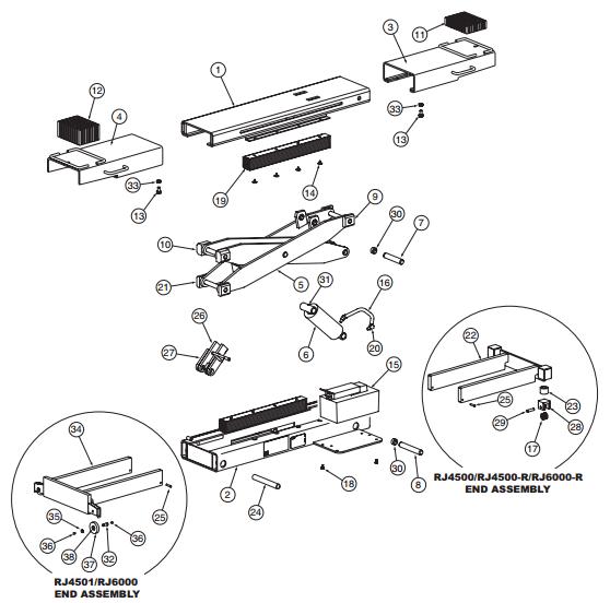 harmar vehicle wiring harness