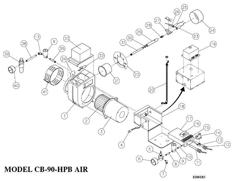 clean burn 2800 wiring diagram