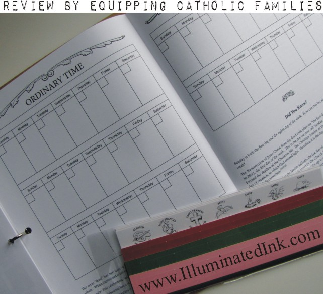 Liturgical Calendar Season templates - Equipping Catholic Families